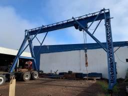 Pórtico Ponte Rolante 20 ton