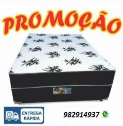 Super Oferta de cama Box Casal Nova Com Selo do Inmetro com Frete Gratis!!