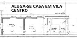 Casa de quarto e sala no centro do Rio