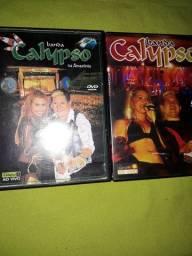 DVDs Banda Calypso