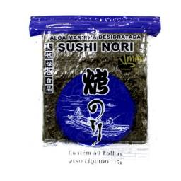 Yakinori Azul 50fls Alga Nori Sushi Temaki Mac (e-japan)