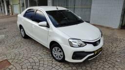 Toyota Etios 1.5 XS 2018/2018 Manual