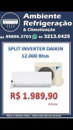 Split inverter daikin nova