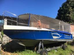 Lancha Táxi boat