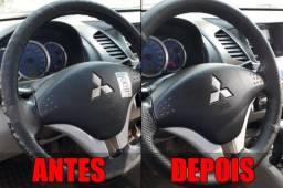 Revestimento de volante atendimento a domicilio