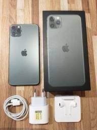 iPhone 11 Pro Max 256gb, Completo, Perfeito (Aceito Cartão)