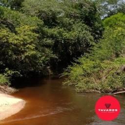 Ótimo Terreno no coração da serra do cipó com o rio cipó passando ao fundo - RTM