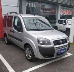 Fiat Doblo 2020 lançamento carro conservado