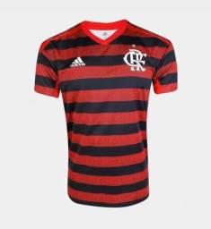 Super promoção de camisas de time