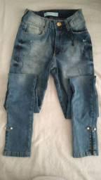 calça skinny 36