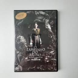 DVD Original - Filme - O Labirinto do Fauno - Excelente Estado