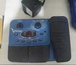 Título do anúncio: Pedaleira V-Amp com Wha Wha pedal de expressão. Top!