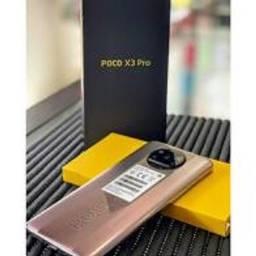 Título do anúncio: Poco X3 Pro Azul/Preto/Bronze 6+128GB China