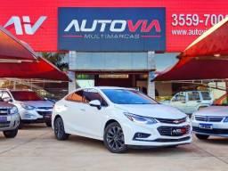 Título do anúncio: Chevrolet Cruze Sedan LTZ Turbo - 2018