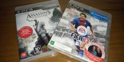 Jogos PS3 novinhos