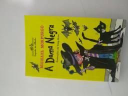 Livro infantil a dama negra Michael morpurgo