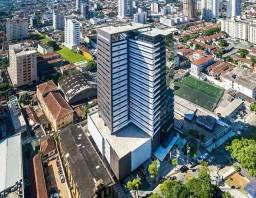 Título do anúncio: Escritório para venda com 58 metros quadrados com 1 sala em Vila Mathias - Santos - SP