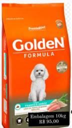 Ração golden formula minibits / special