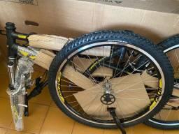 Bicicleta Caloi andes aro 26 zera na caixa!!!