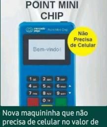 Maquina de Cartão de chip