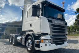 Scania R400 2017/2017 (Entrada R$18.000)