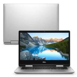 Notebook Dell - Core i7 8° geração, Placa AMD Radeon 520, 128GB SSD, 1TB HD, 8GB ram