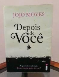 Livro Depois de Você - Jojo Moyes