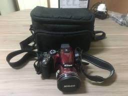 Título do anúncio: Vendo Câmera Semi Profissional Nikon Seminova