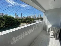 Apartamento para venda tem 93,06 m² - 02 quartos + DCE em Miramar - João Pessoa - PB