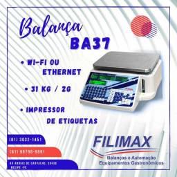 Título do anúncio: Balança Impressora de Etiquetas | Nova 31 Kg