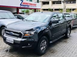 Ford Ranger cd xls 2.2 diesel 4x4 2018 , único dono