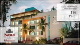 Título do anúncio: Apartamento 01Qt no Ora Beach Residence - Piscina - Pet play - Porto de Galinhas