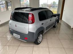 Fiat Uno Way 1.0 Completo (- Ar condicionado) IPVA 2021 Pago!