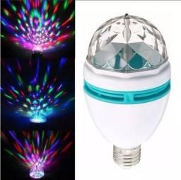 lampada led colorida