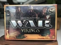 Vende-se jogo War Vikings