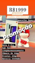 Xiaomi Redmi note 8 Pro 6gb/128gb (Loja Física)