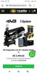 Suspensão a ar tebao i-system v3 10 mm