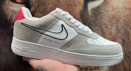 Título do anúncio: Tênis Nike Air Force Couro
