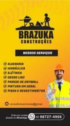 Brazuka construções