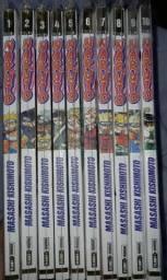 Naruto Gold - 1 ao 10