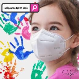 Máscara KN95 infantil