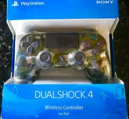 Controle DualShock 4 - Wireless Controller for PS4