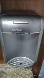 Título do anúncio: Purificador de Água Consul Facilite Cinza Refrigerado (Com Defeito - Veja Descrição)