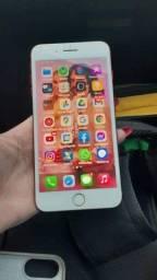 Título do anúncio: IPhone 7 Plus RED 128GB VERMELHO PASSO CARTÃO