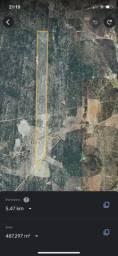 Vendo área 1300 hectares - Vendo a partir de 10 hectares