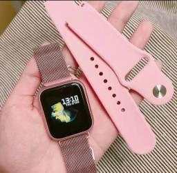 Título do anúncio: Relógio smartwatch P80