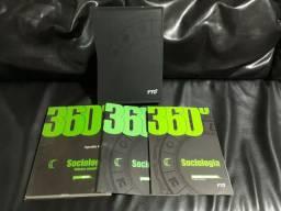 Livros de Sociologia do Ensino Médio