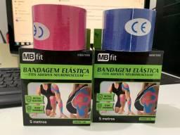 Bandagem elástica