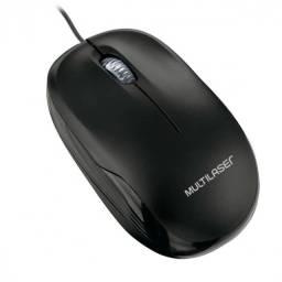 Título do anúncio: mouse box optico com fio usb 1200dpi mo255 preto