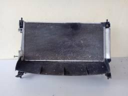 Radiador, condensador,eletro ventilador linea